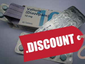 Discounted Diazepam