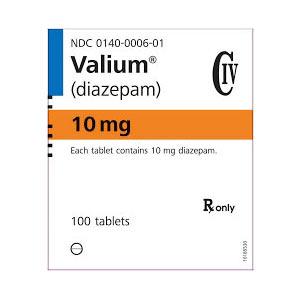 valium-label