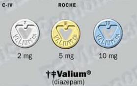 valium strengths