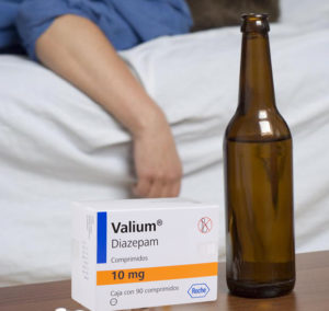 diazepam for alcohol withdrawal