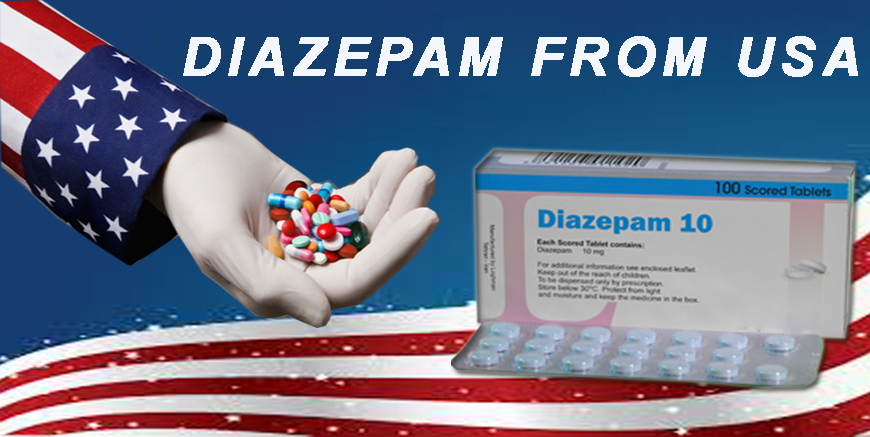 Diazepam from usa